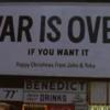 JOHN LENNON『Happy Xmas(War Is Over)』