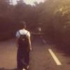 路地『夏のよる』